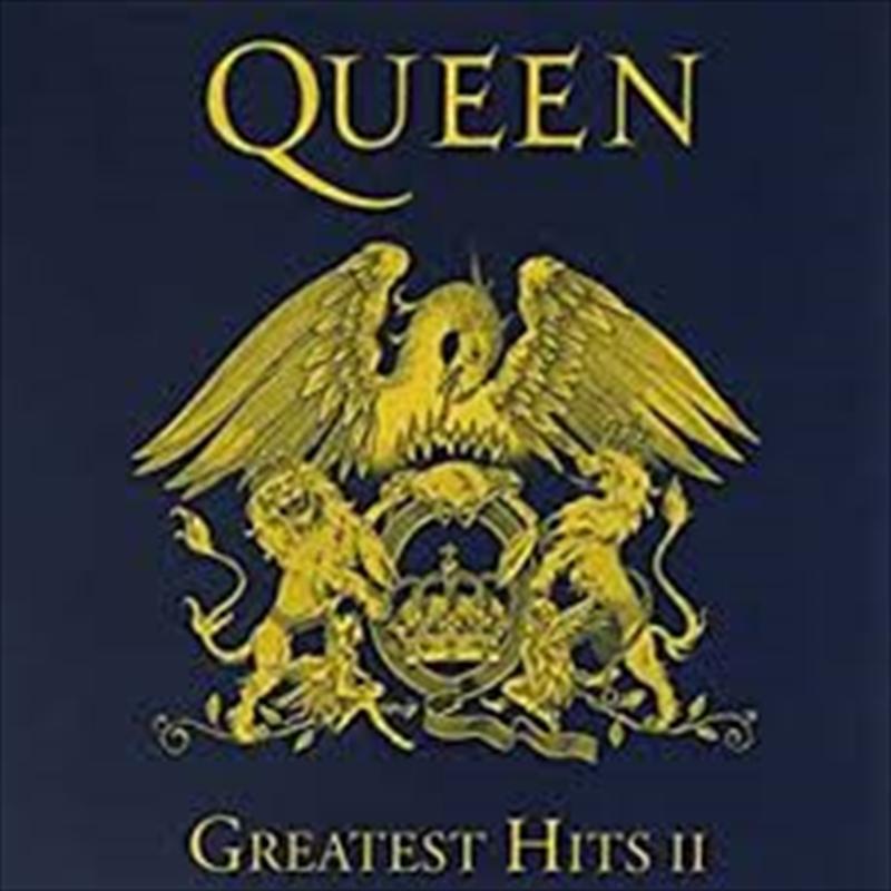 Greatest Hits II   Vinyl