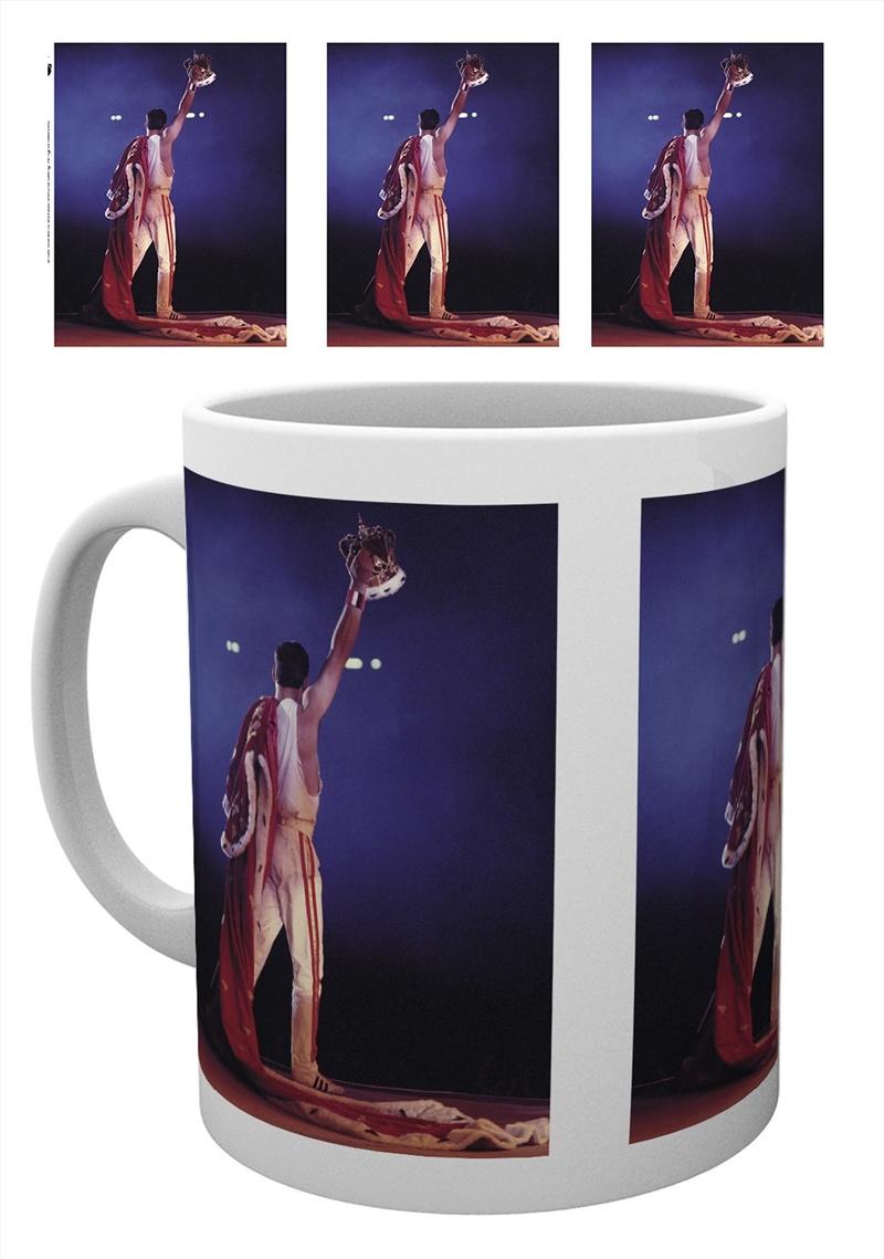 Queen Freddie Crown | Merchandise