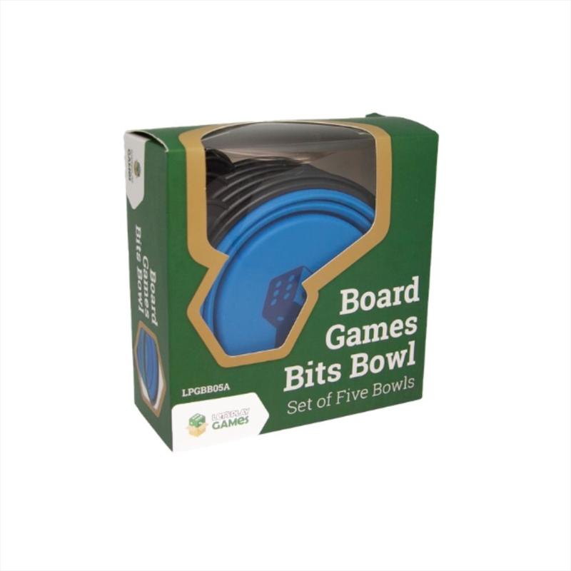 LPG Board Game Bits Bowls | Merchandise