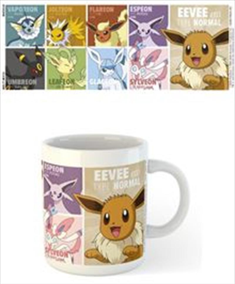 Pokemon - Eevee Evolutions   Merchandise