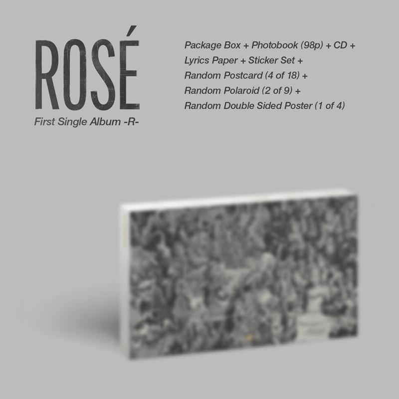 -R- 1st Single Album | CD