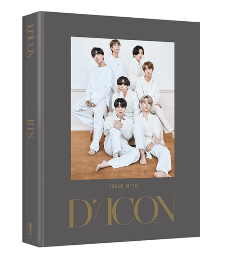 Dicon Vol 10 BTS Goes On Korean Version BTS Edition | Merchandise
