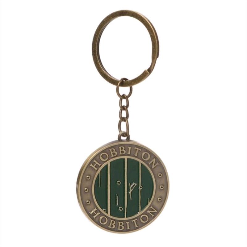 The Hobbit - Hobbiton Key Ring | Accessories