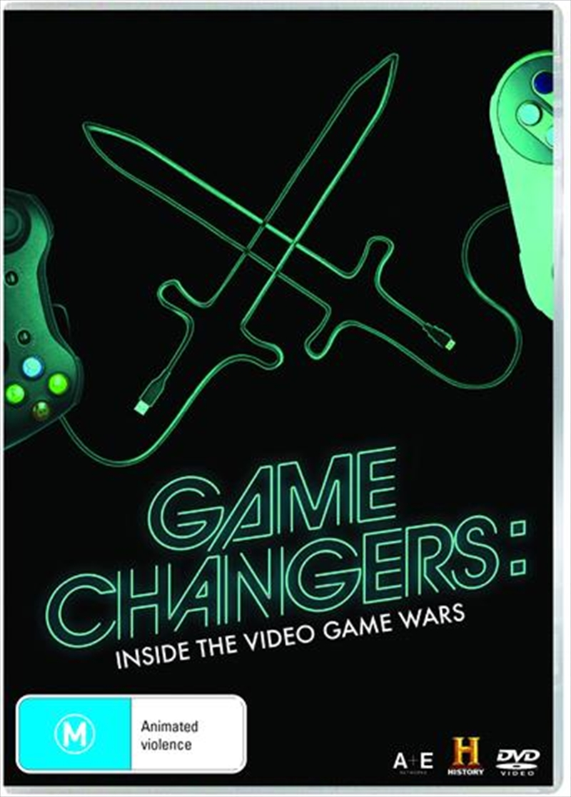 Game Changers - Inside The Video Game Wars | DVD
