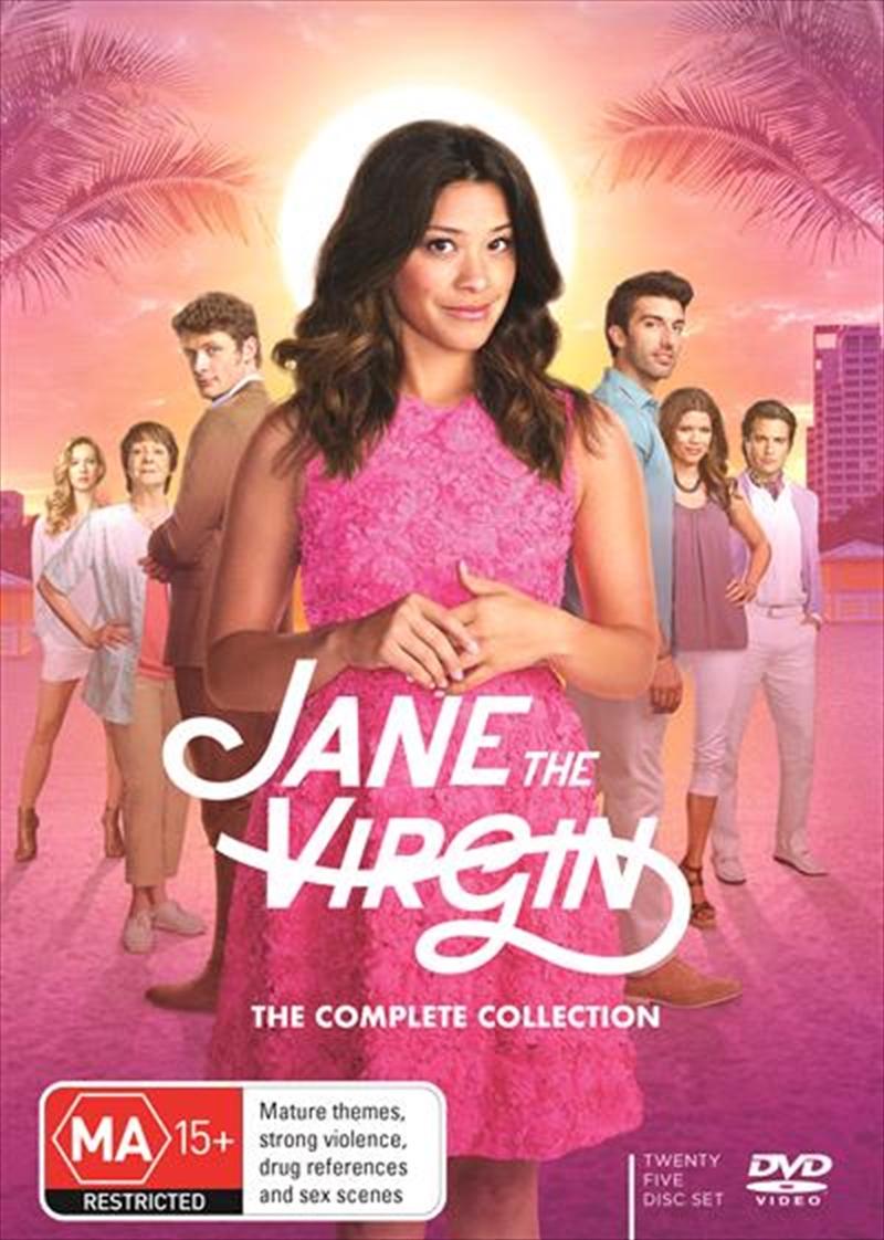 Jane The Virgin - Season 1-5 | Collection | DVD