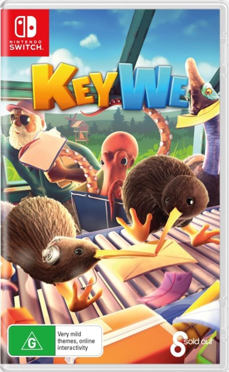Keywe   Nintendo Switch
