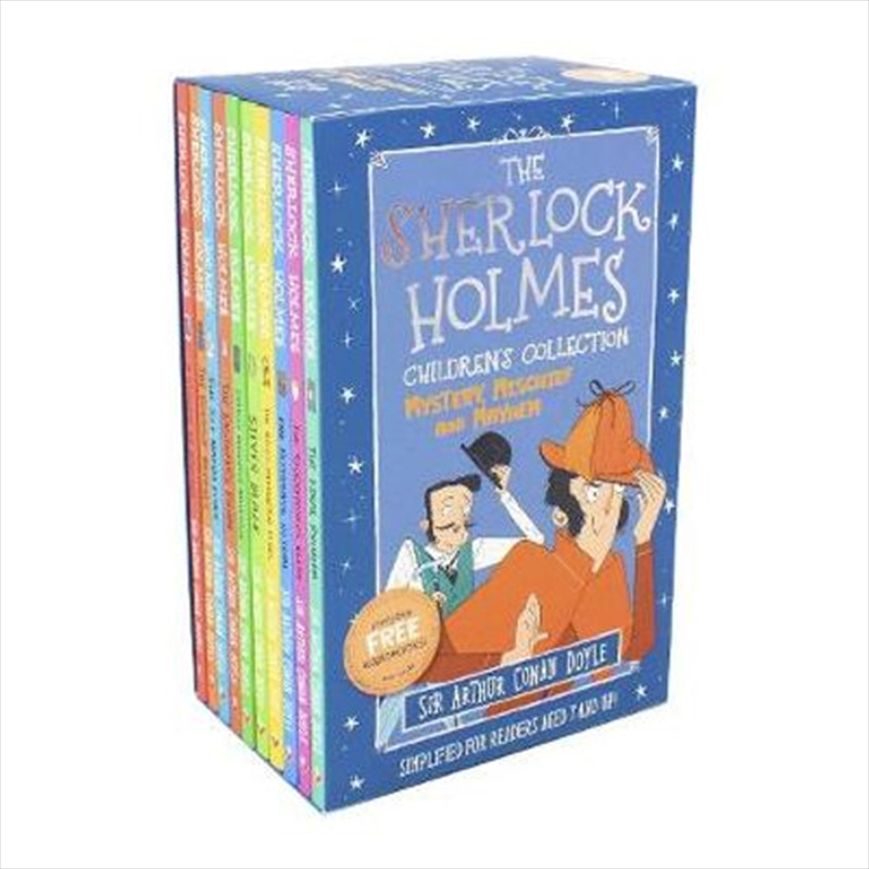 The Sherlock Holmes Children's Collection Mystery, Mischief and Mayhem | Paperback Book
