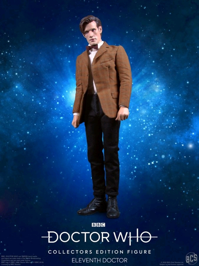 """Doctor Who - Eleventh Doctor Special Edition 1:6 Scale 12"""" Action Figure   Merchandise"""