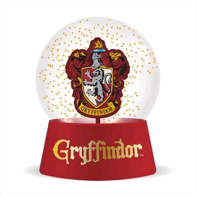 Harry Potter - Gryffindor 45mm Snow Globe   Collectable