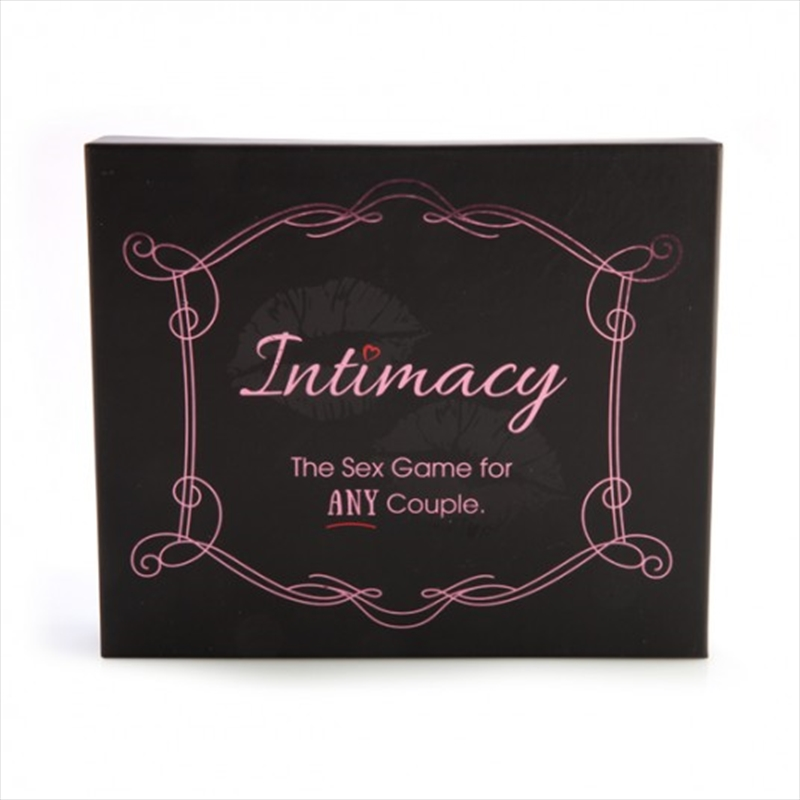Intimacy Sex Card Game | Merchandise