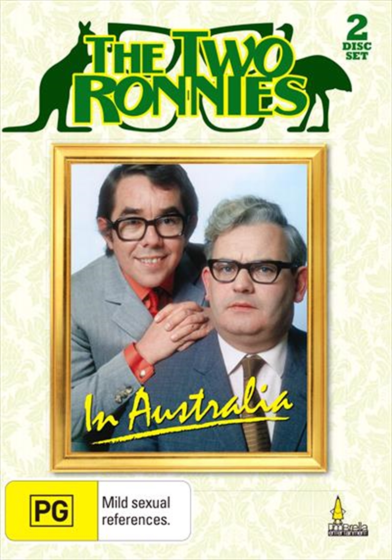 Two Ronnies In Australia, The | DVD