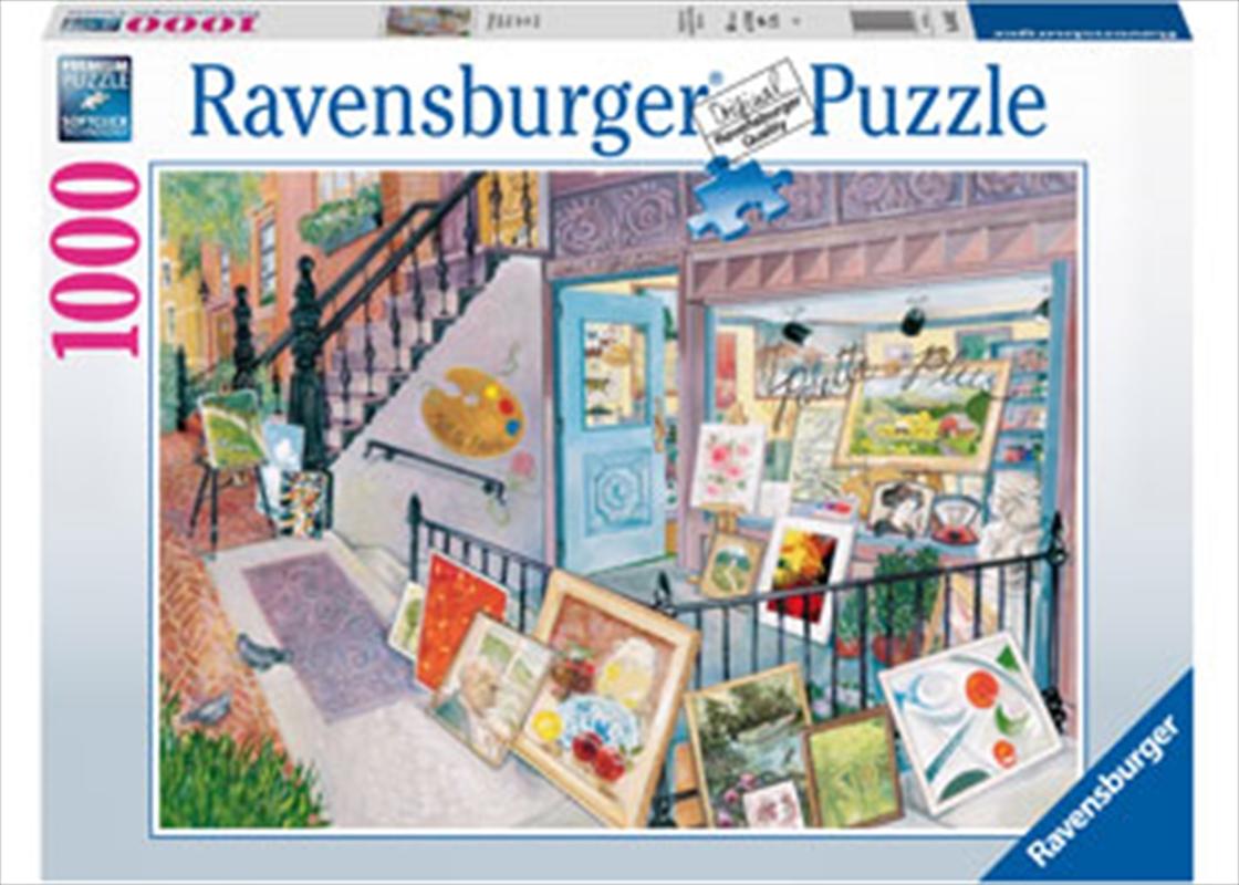 Art Gallery Puzzle 1000 Piece   Merchandise