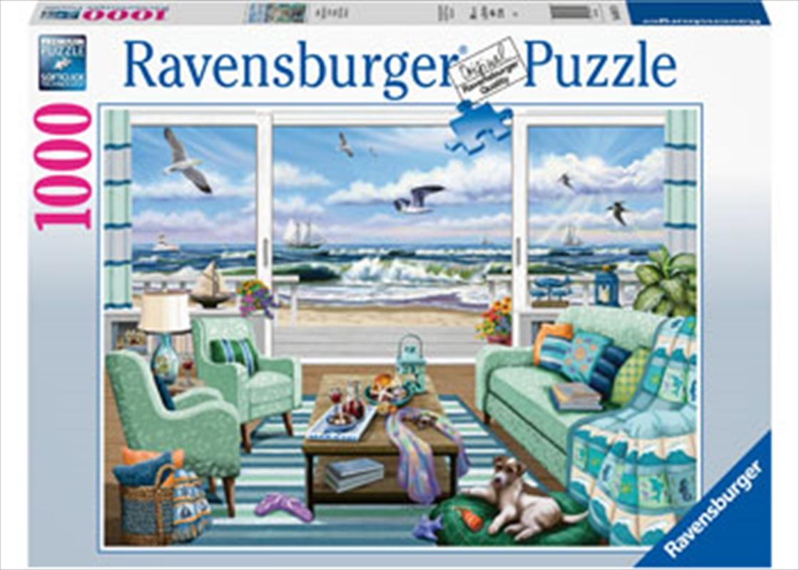 Beachfront Getaway 1000 Piece Puzzle | Merchandise