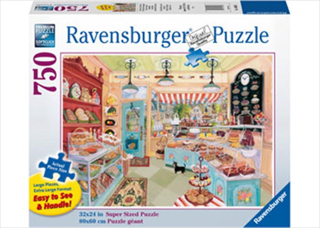 Corner Bakery Puzzle 750 Piece Large Format | Merchandise