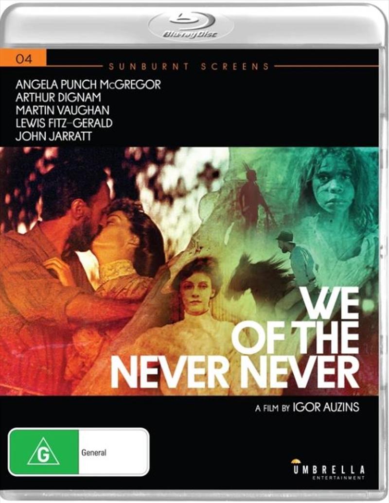 We Of The Never Never | Sunburnt Screens | Blu-ray