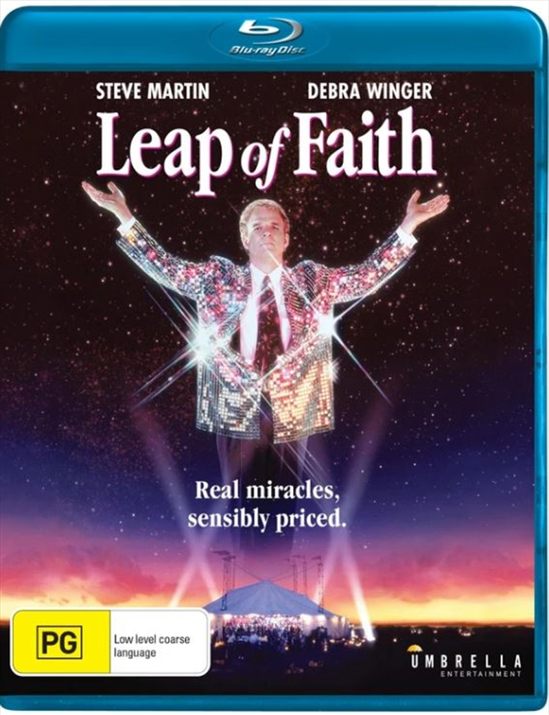 Leap Of Faith | Blu-ray