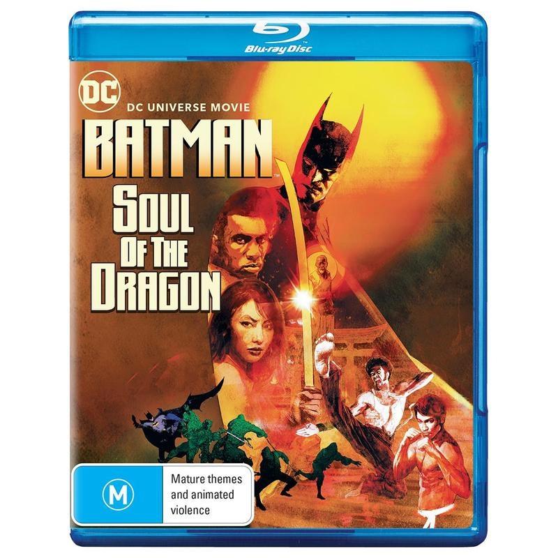 Batman - Soul Of The Dragon | Blu-ray