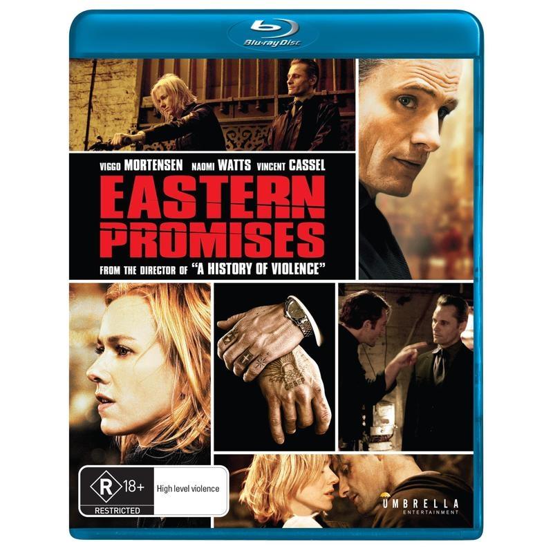 Eastern Promises   Blu-ray