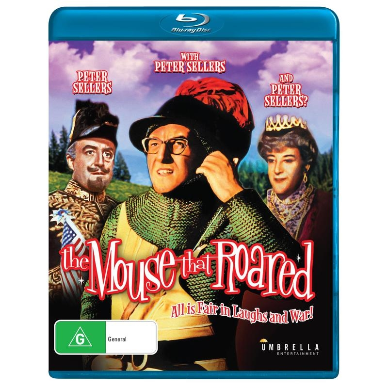 Mouse That Roared, The | Blu-ray