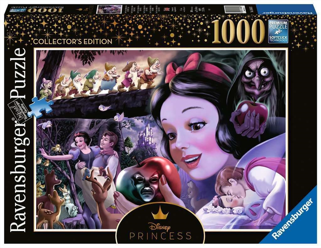 Disney Snow White 1000 Piece Puzzle | Merchandise