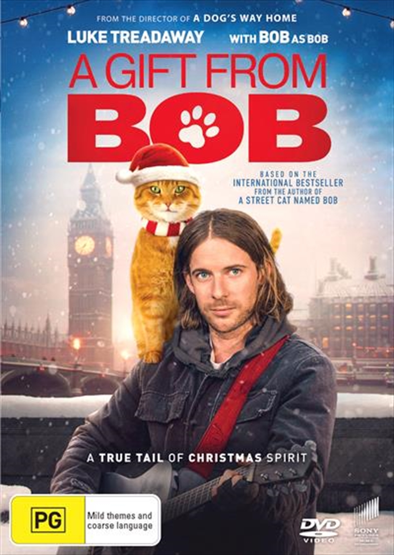 A Gift From Bob | DVD