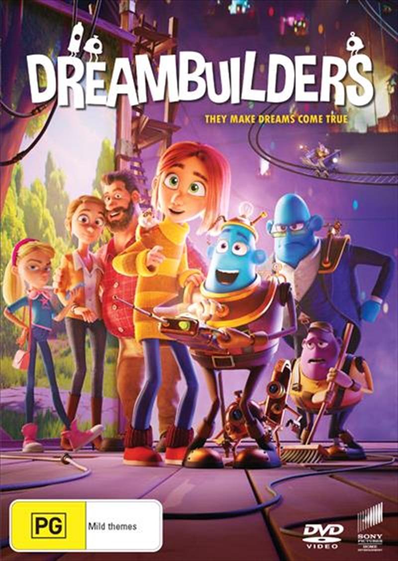 Dreambuilders | DVD