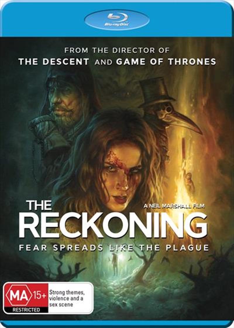 Reckoning, The | Blu-ray
