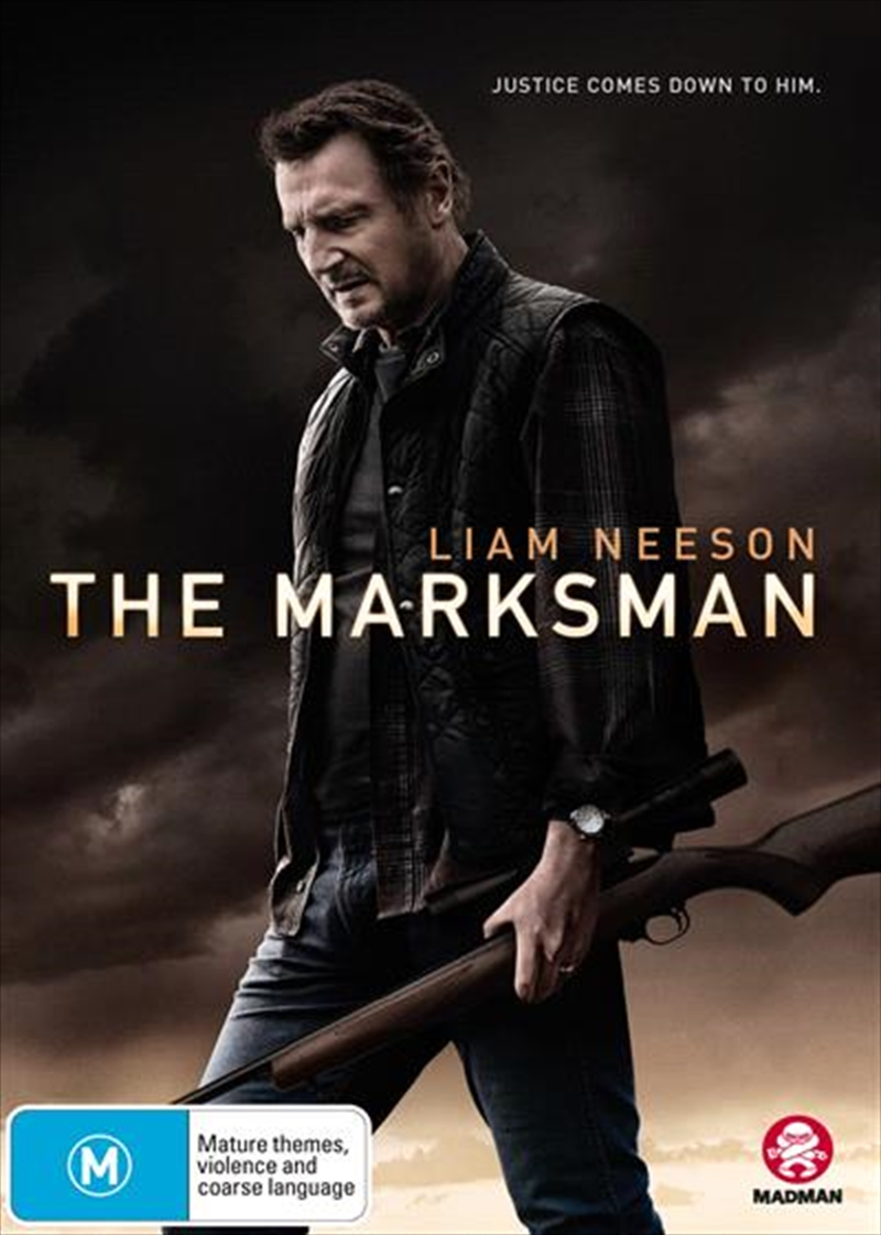 Marksman, The | DVD
