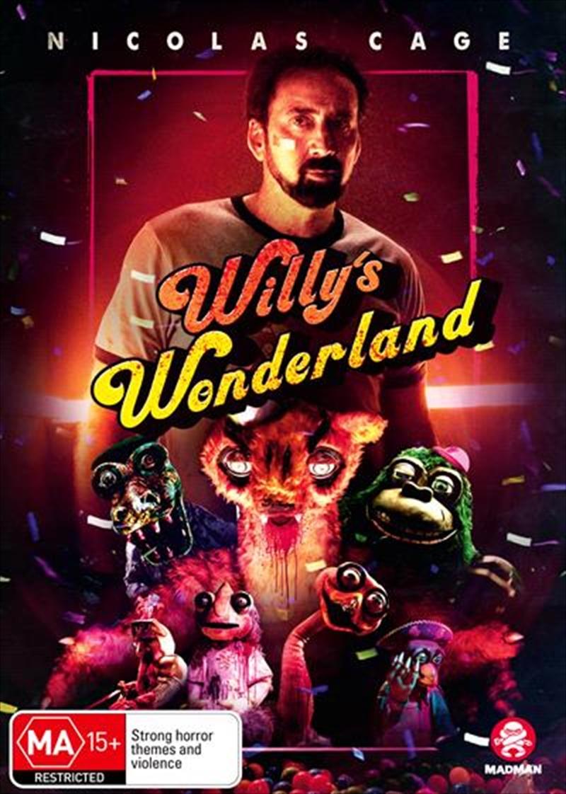 Willy's Wonderland | DVD