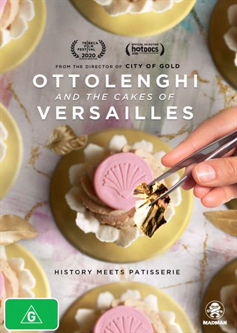 Ottolenghi And The Cakes Of Versailles | DVD