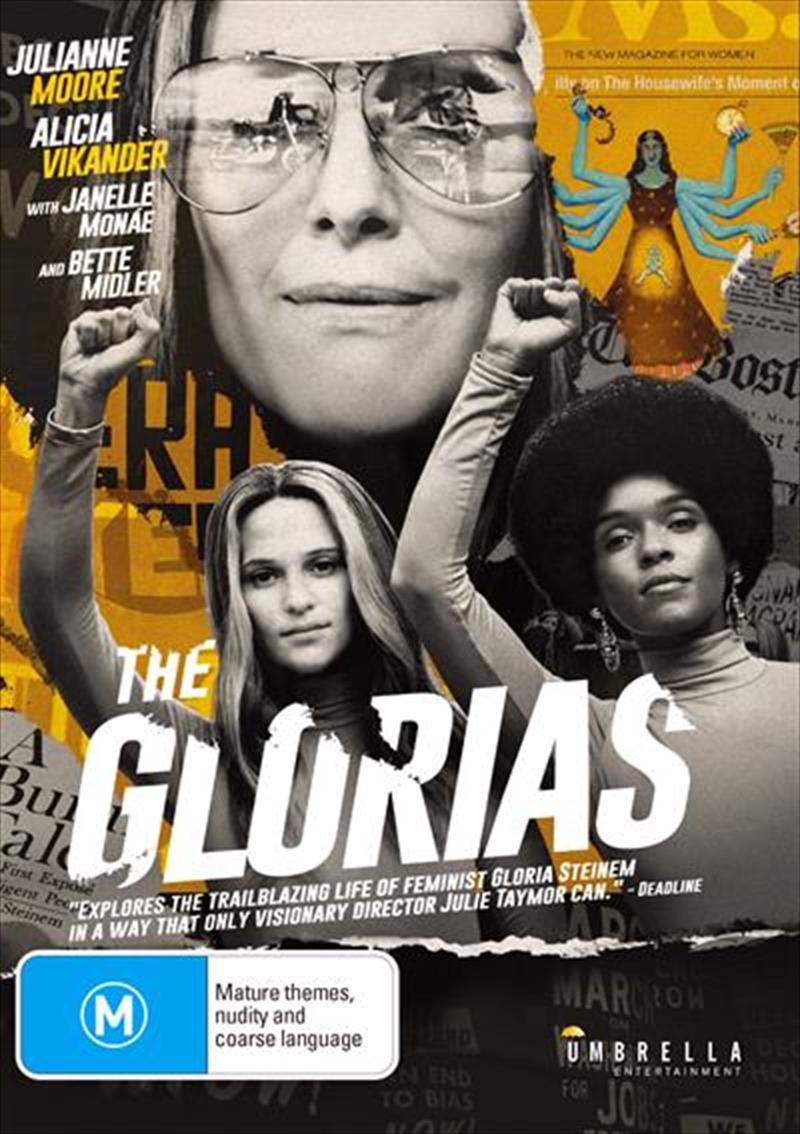 Glorias, The | DVD