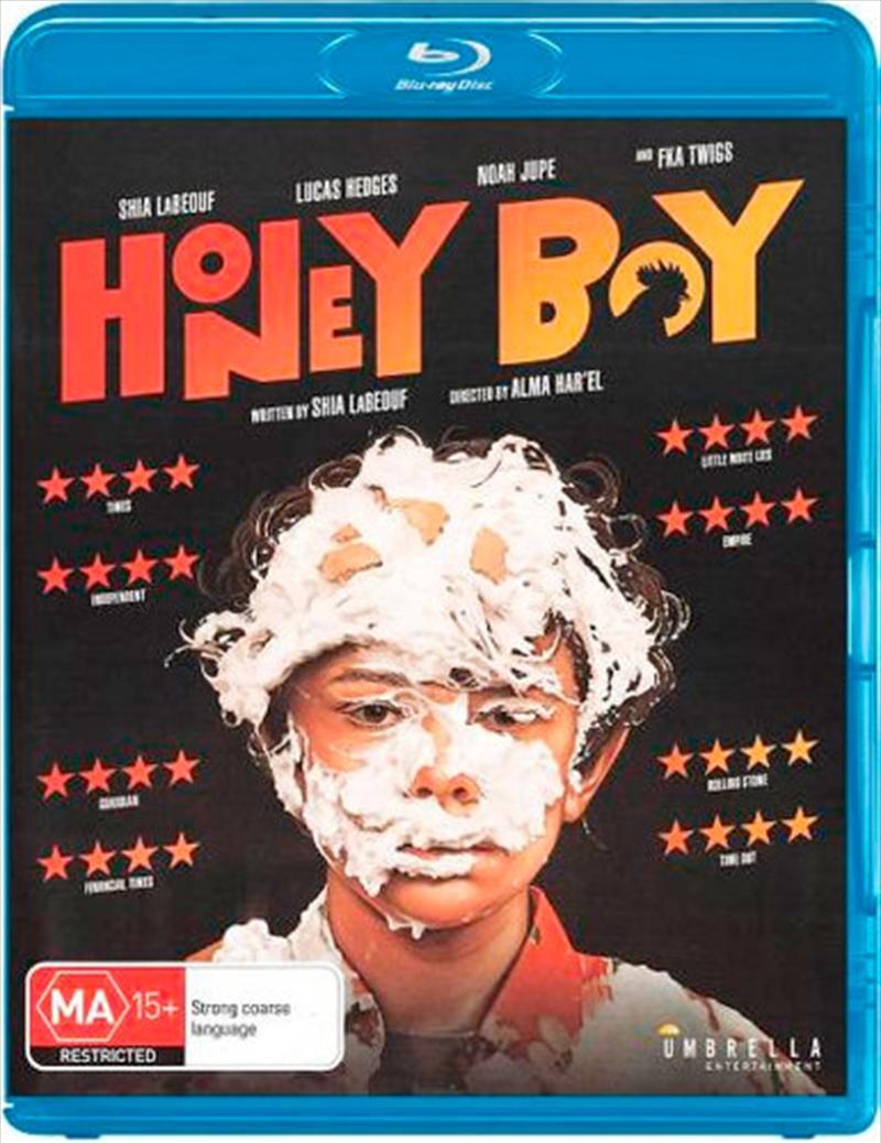 Honey Boy | Blu-ray