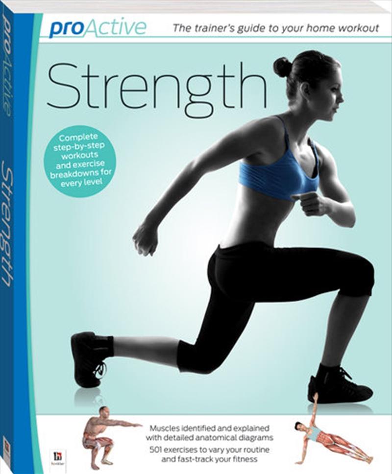 Proactive - Strength | Books