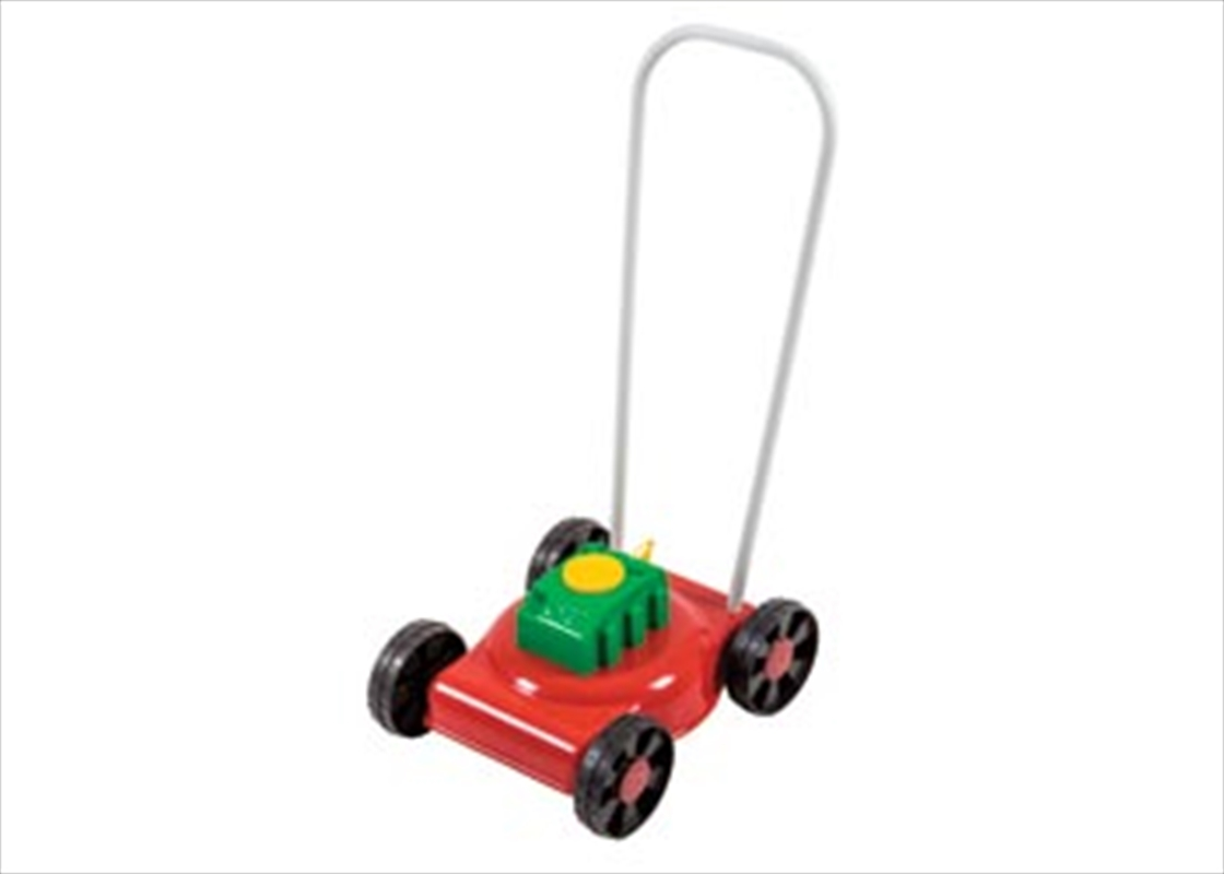 Metal Mighty Mower   Toy