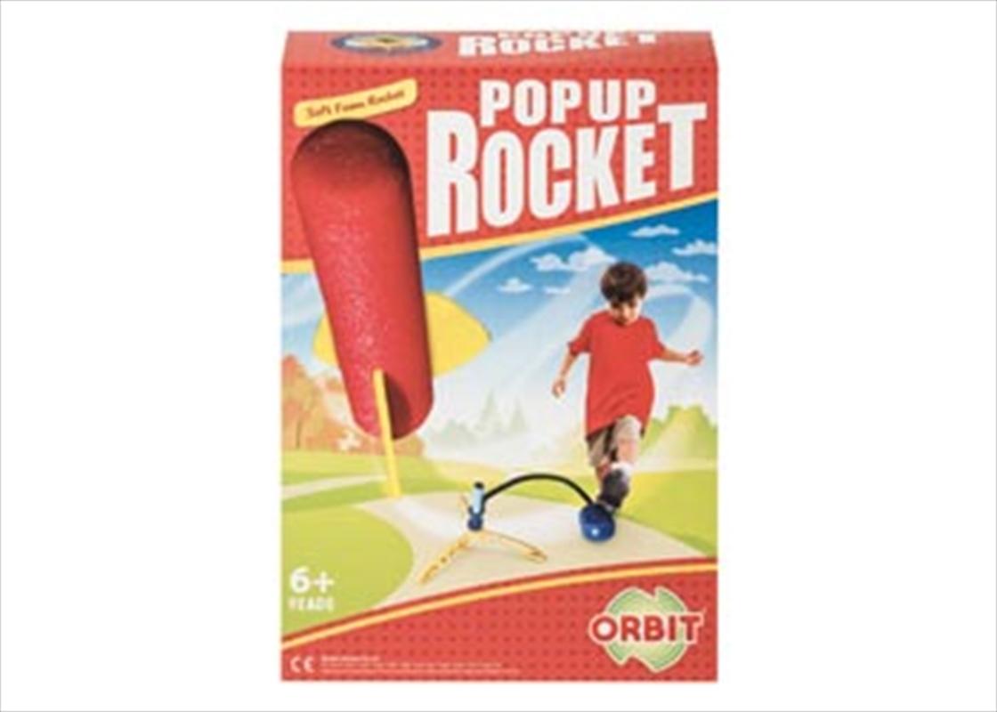 Pop Up Rocket | Toy