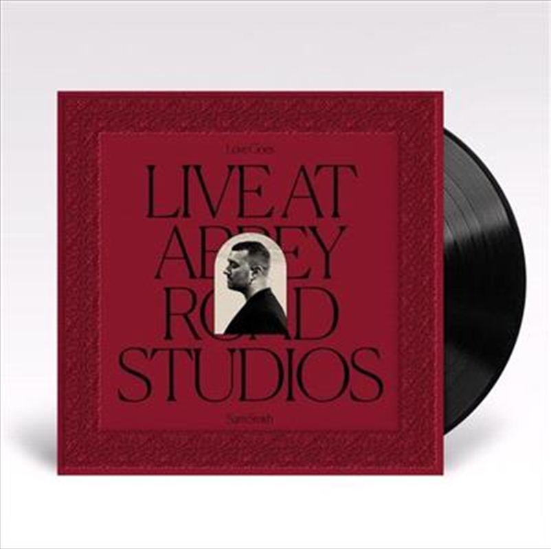 Love Goes - Live At Abbey Road Studios   Vinyl