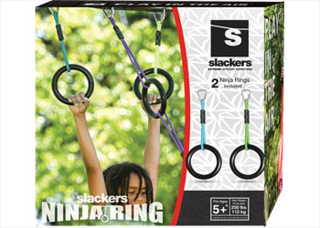 Ninja Rings Set Of 2   Toy