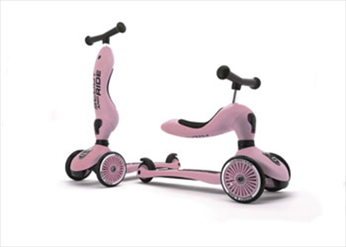 Scoot & Ride - Highwaykick 1 - Rose | Toy