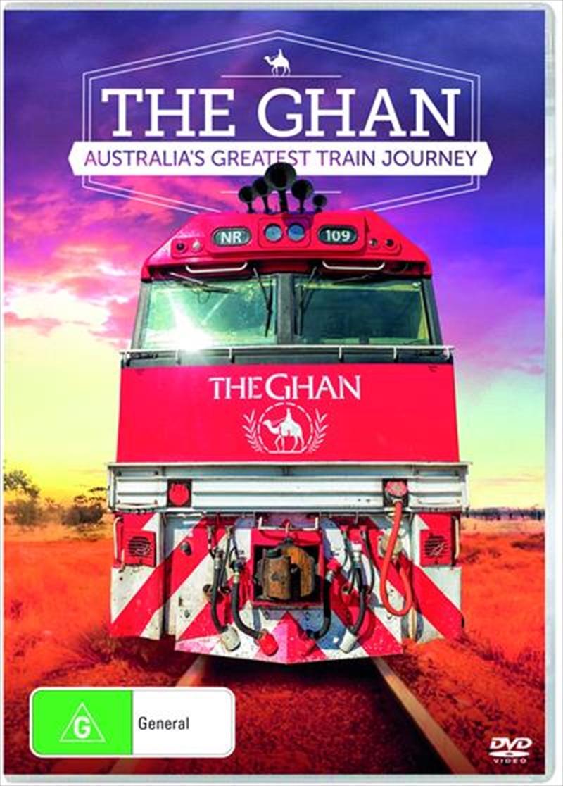 Ghan - Australia's Greatest Train Journey, The | DVD