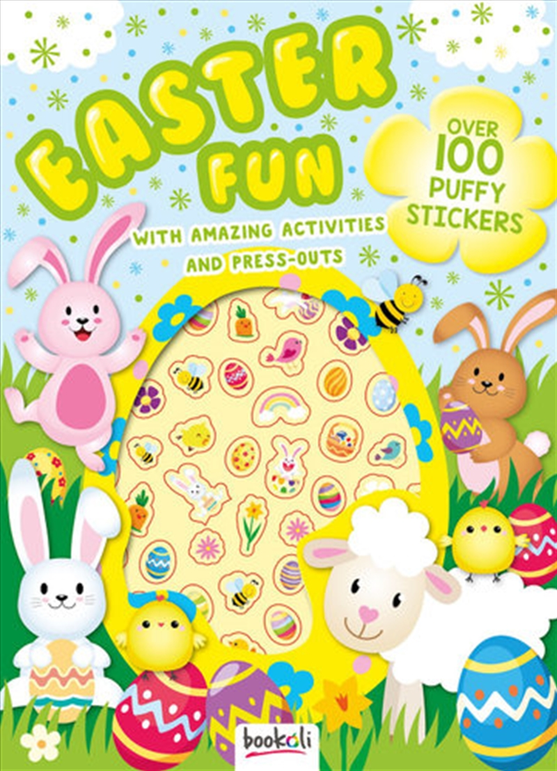Puffy Sticker Windows | Books