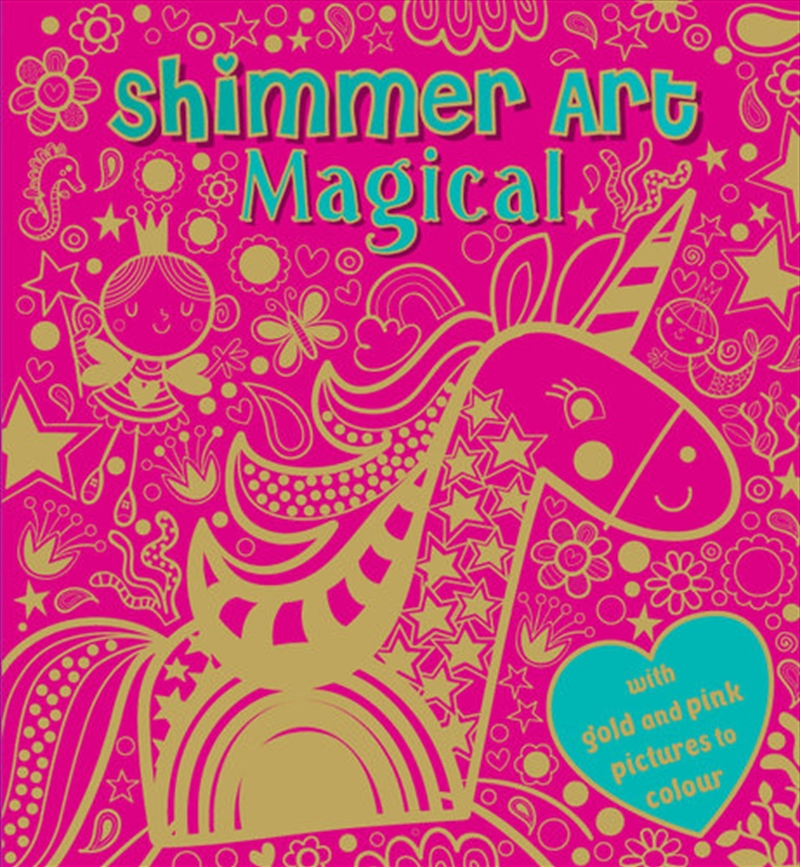 Shimmer Art Magical | Books