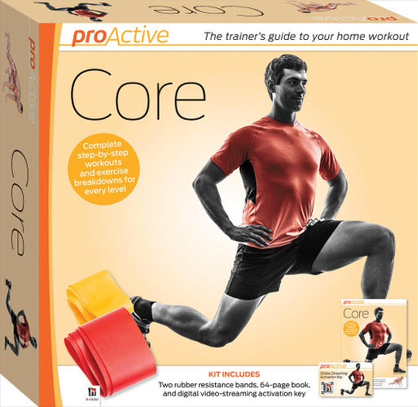 ProActive Core Box Set | Books