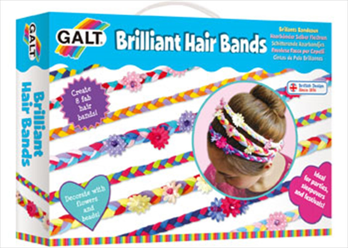 Brilliant Hair Bands | Books