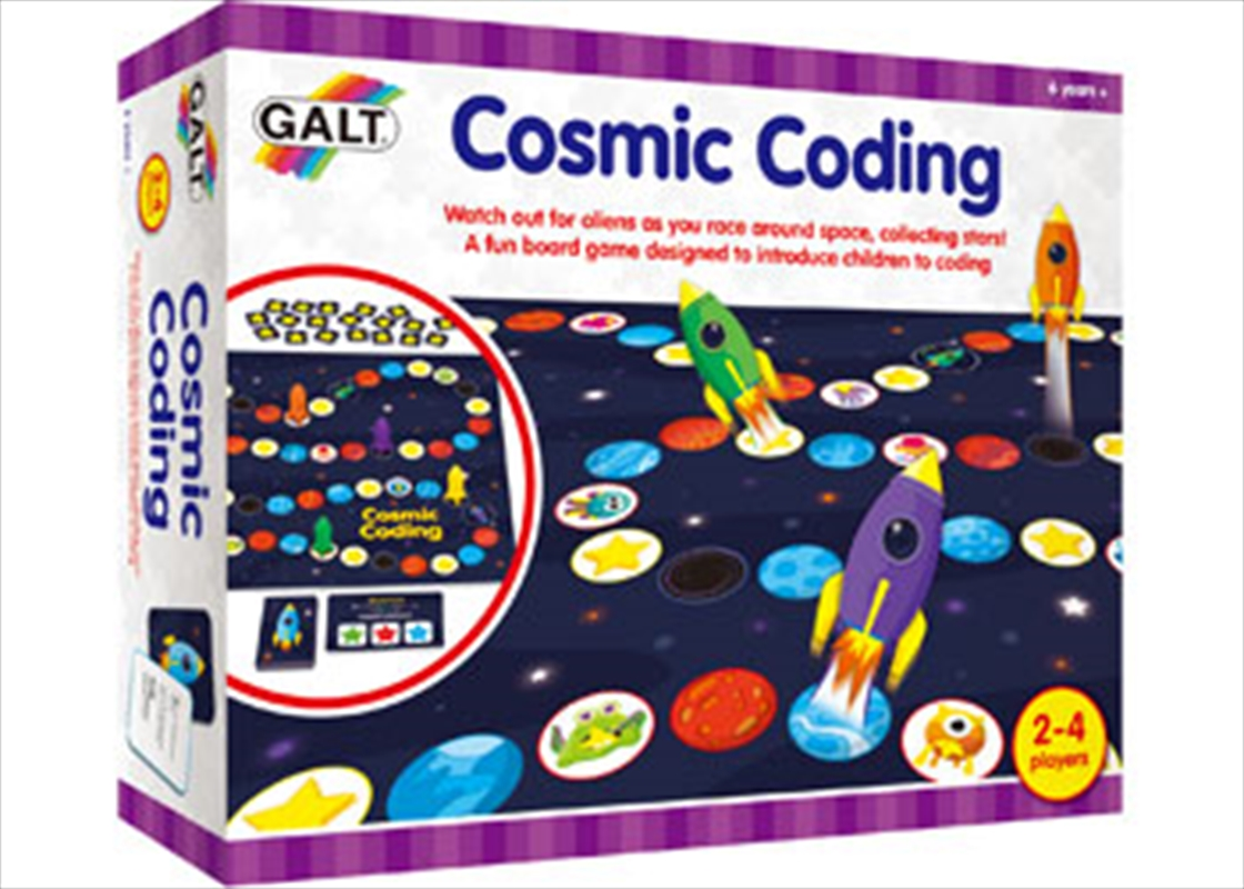 Cosmic Coding Game | Books