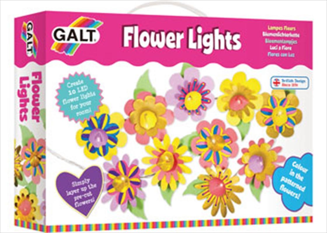 Flower Lights   Books
