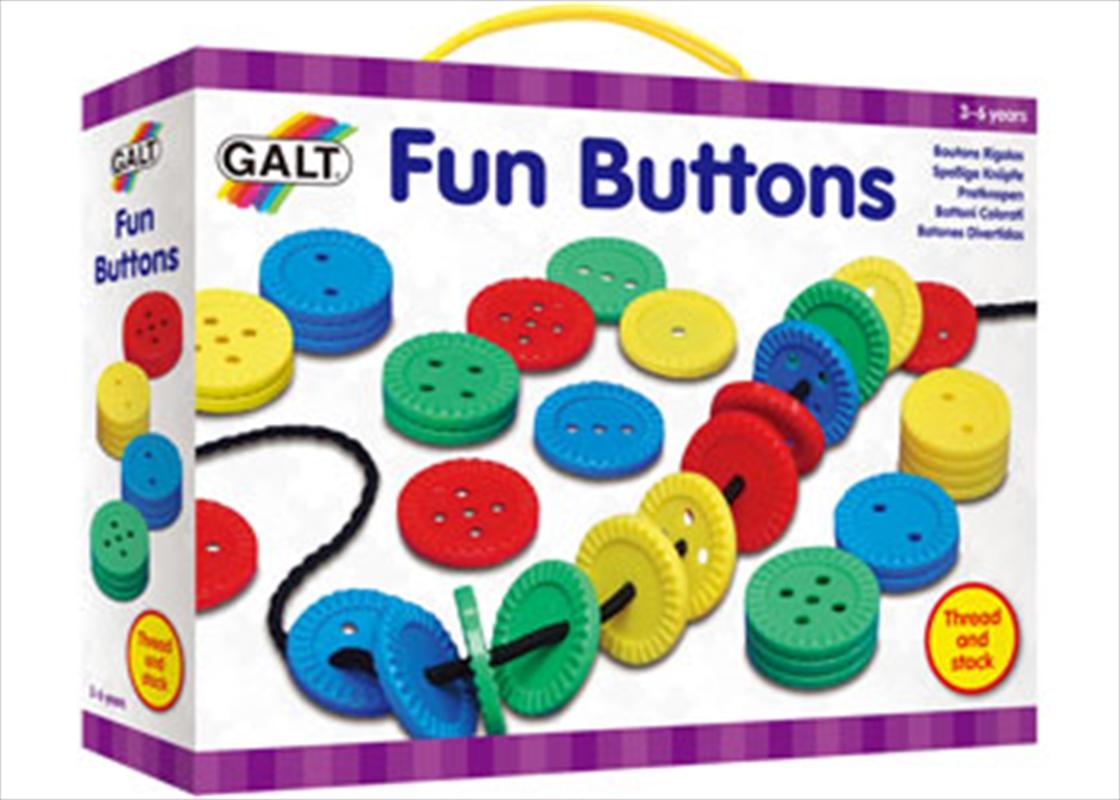 Fun Buttons | Books