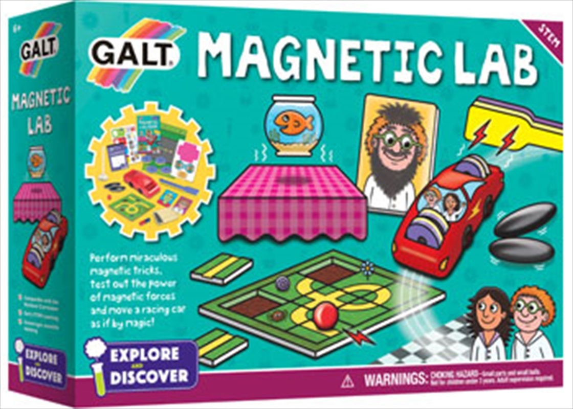 Magnetic Lab | Books