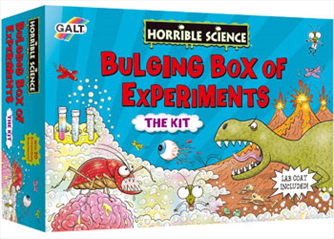 Bulging Box Of Experiments | Books