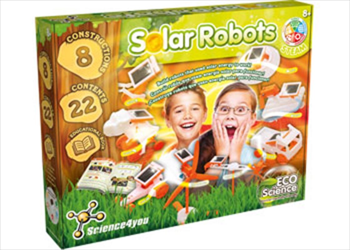 Solar Robots | Books
