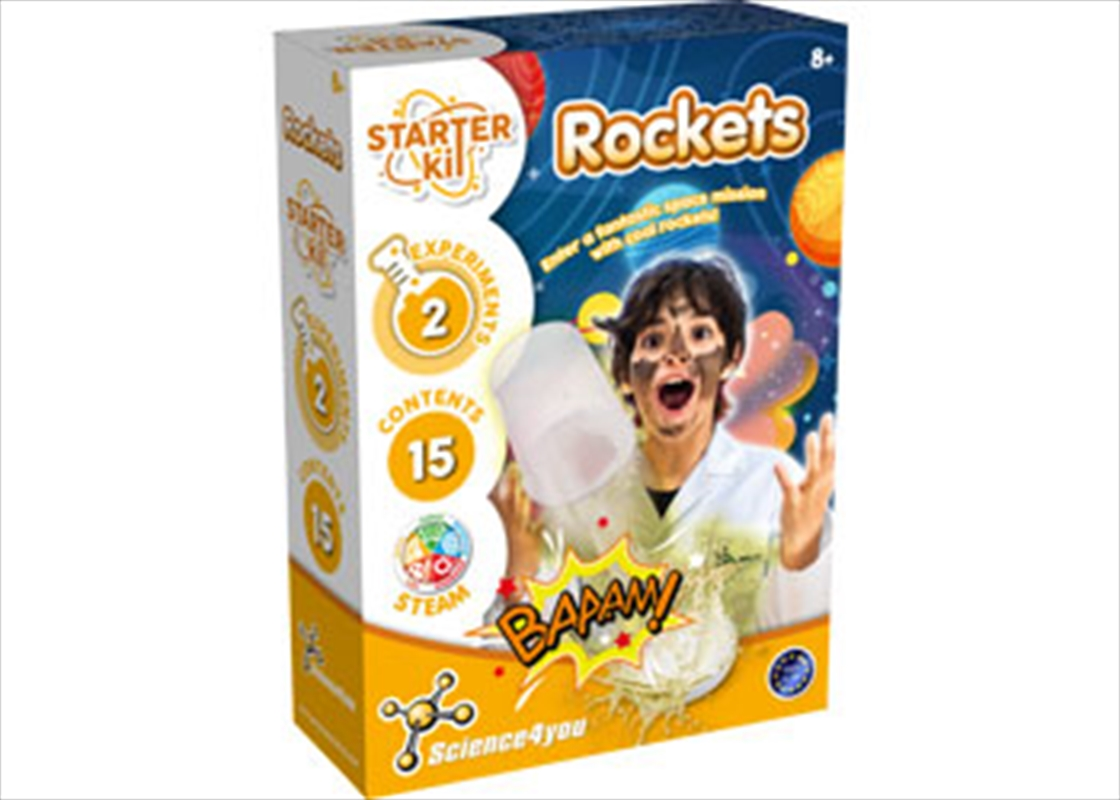 Science4you - Rockets | Books